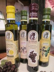 Ariston Vinegar and Olive Oils your flower shop in Wyckoff, NJ