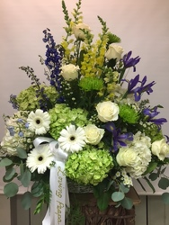 Fitting Tribute your flower shop in Wyckoff, NJ
