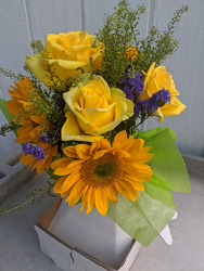 Colorful Medley Bouquet your flower shop in Wyckoff, NJ